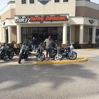 Photo taken at Jim's Harley-Davidson of St. Petersburg by Walt B. on 11/14/2015
