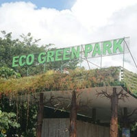 Photo taken at Eco Green Park by arya s. on 7/22/2016