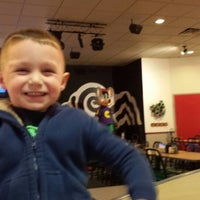 Photo taken at Chuck E. Cheese's by Gabrial H. on 2/12/2014