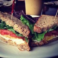 Photo taken at Lotus Cafe & Juice Bar by Duyen F. on 9/2/2013