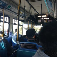 Photo taken at Bus 7 Nanaimo Stn/Dunbar by Ashley F. on 2/2/2013