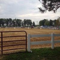 Photo taken at Dakota County Fairgrounds by George B. on 8/9/2014