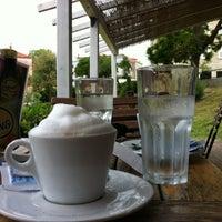 Photo taken at Caffe bar Žbirac by tim l. on 5/5/2013