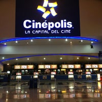 Photo taken at Cinépolis by Antonio T. on 3/16/2013