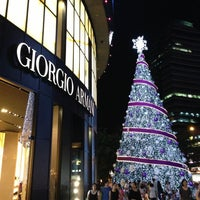 Photo taken at ION Orchard by Robert W. on 12/8/2012