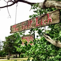 Photo taken at The Salt Lick by Paul D. on 6/23/2013