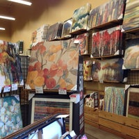 Photo taken at World Market by Paul D. on 1/26/2014