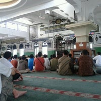 Photo taken at Masjid Agung Al-Azhar by fadly i. on 11/25/2012