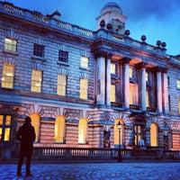 Photo taken at Somerset House by Salim L. on 1/25/2013