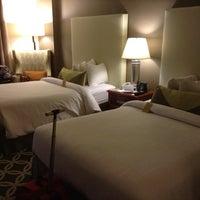 Photo taken at Hilton Garden Inn Washington DC Downtown by Hazzel D. on 12/24/2012