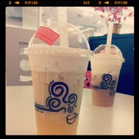 Photo taken at Gong Cha (貢茶) by Anysia J. on 9/20/2012