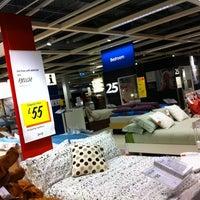 Photo taken at IKEA by Filip L. on 12/11/2012