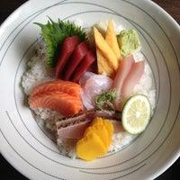 Photo taken at Ki Sushi by Nuree C. on 2/25/2013