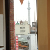 Photo taken at アトレ亀戸 by Toshie on 3/10/2013