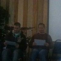 Photo taken at Christ Wesleyan Church by Ashley B. on 2/16/2013