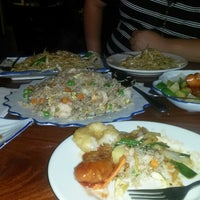 Photo taken at Le Oriental Bistro by that girl on 8/9/2014
