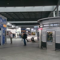Photo taken at Bahnhof Berlin Südkreuz by Masha P. on 5/19/2014