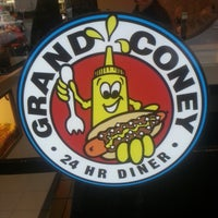 Photo taken at The Grand Coney by Jason I. on 4/13/2013