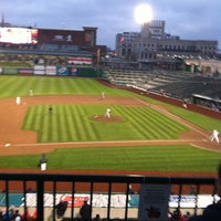 Photo taken at Parkview Field by Anella A. on 4/13/2013