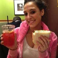 Photo taken at Panera Bread by Kristy P. on 2/23/2013