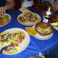 Photo taken at Taquería del Alamillo by Virginia R. on 7/20/2013