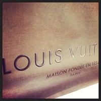 Photo taken at Louis Vuitton by Winston T. on 5/1/2013