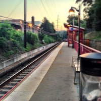 Photo taken at LIRR - Manhasset Station by John H. on 7/17/2013