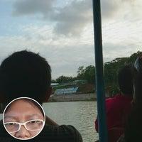 Photo taken at Wisata Alam Jembangan by glory a. on 12/26/2014