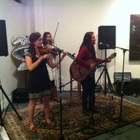Photo taken at Ictus Gallery by Ilya K. on 11/5/2012
