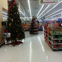 Photo taken at Walmart Supercenter by Naty M. on 12/13/2012