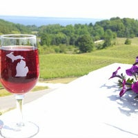 Photo taken at Chateau Chantal Winery Inn by Danielle C. on 7/3/2013