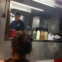 Photo taken at El Rey Del Taco Truck by Laura S. on 7/15/2013