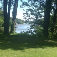 Photo taken at Bay Hills Golf Course by Cecibel V. on 6/1/2014