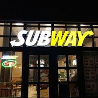 Photo taken at Subway by Pavel Z. on 12/3/2015