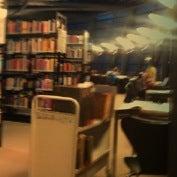 Photo taken at Stadt- und Landesbibliothek Dortmund by Fatih Ç. on 12/5/2012