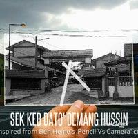 Photo taken at Sek Keb Dato' Demang Hussin by Banker on 2/16/2014