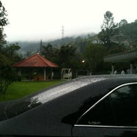 Photo taken at Evergreen Hotel & Cottage Puncak by Yunita S. on 1/26/2013