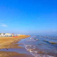Photo taken at Beach by Матильда on 9/7/2014