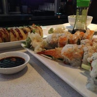 Photo taken at Zen Bistro Sushi by Chris S. on 5/16/2013