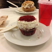 Photo taken at Crumbs Bake Shop by Lauren Y. on 12/10/2012