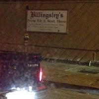 Photo taken at Billingsleys by Jennifer S. on 10/23/2013