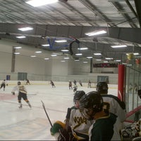 Photo taken at Prince William Ice Center by Evgueni E. on 12/16/2012