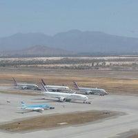 Photo taken at Torre De Control - Aeropuerto AMB by Alejandra V. on 11/7/2013