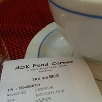 Photo taken at Food Corner Restaurant by Mixhar on 3/18/2013
