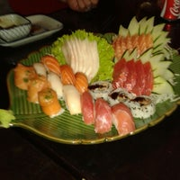 Photo taken at Gattai Sushi by Katia L. on 1/5/2013