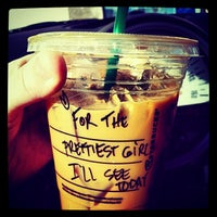 Photo taken at Starbucks by Alexandra T. on 4/2/2013