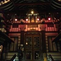 Photo taken at Yamashiro Hollywood by Suma F. on 2/1/2013