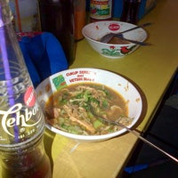 Photo taken at Mie Ayam Jamaras by Tenot N. on 1/19/2013