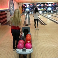 Photo taken at Bowler City Lanes by tracy on 2/19/2013