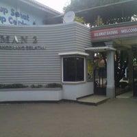 Photo taken at SMAN 2 Tangerang Selatan by Agus C. on 10/28/2012